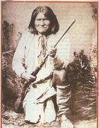 Una foto d'archivio di Geronimo