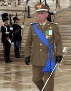 Il generale Roberto Speciale (Ap)