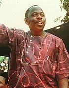 Ken Saro-Wiwa (Afp)