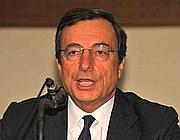 Mario Draghi (Afp)