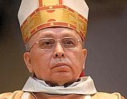 L'arcivescovo José Cardoso Sobrinho