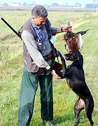 Un cacciatore (Fotogramma)