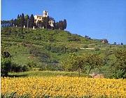 La rocca di Montevecchia (arch. Rcs)