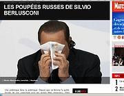 L'articolo su Paris Match