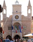 Il palazzo comunale di Pordenone