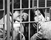 Valerio Fioravanti e Francesca Mambro in carcere: i due ex terroristi si sono sposati nel 1985 (foto d'archivio)