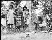 Un gruppo di indiani Kayapò