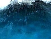 Una foto satellitare della presunta Atlantide
