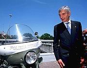 L'ex capo della polizia Gianni De Gennaro (LaPresse)