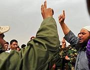 Rivoltosi a Zawiya (Afp)