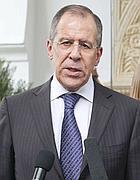 Il ministro degli Esteri russo, Serghiei Lavrov (Ap)