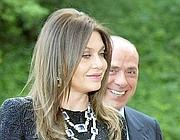Veronica Lario, l'ex moglie del Cavaliere (Ansa)