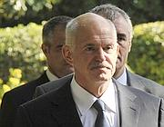 George Papandreou (Afp)
