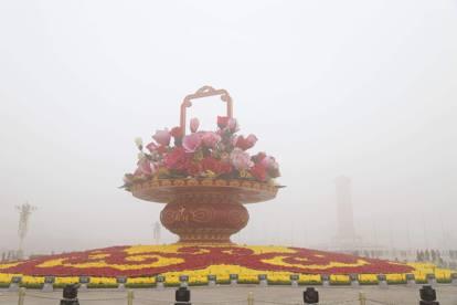 Pechino, è di nuovo emergenza-smog