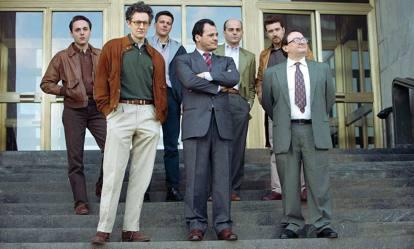 «1992»: Tangentopoli diventa una fiction: i protagonisti e i volti degli attori