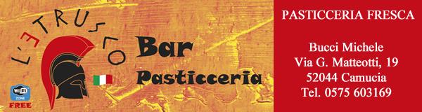 Bar Pasticceria L'Etrusco Camucia