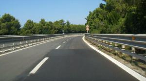 La superstrada Aurelia