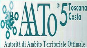 Il logo dell'AATO 5