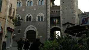 il palazzo comunale di Piombino
