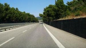 La variante tra Grosseto e Livorno