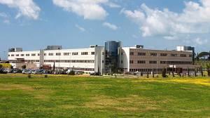 l'ospedale di Cecina
