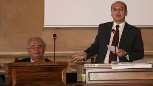 Mascazzini e Anselmi nel 2007