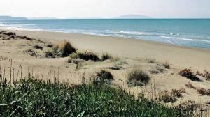 spiaggia castagneto