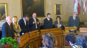 Rossi in consiglio comunale a Piombino