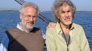 Maurizio Pallante (Sx) con l'Arc. Marzio Verucci