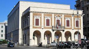 Il palazzo provinciale di Livorno