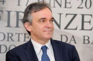 Il Presidente della Regione Toscana Enrico Rossi