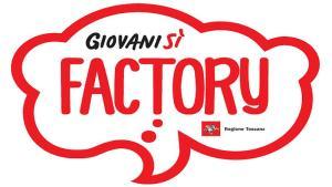 Il logo di Giovani sì Factory