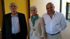 Mauro Giannarelli, Lorena Raspanti, Luca Parrini