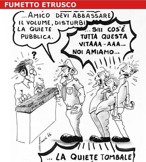 corriere etrusco 10 giugno 2016 148 (la notte dei morti viventi)