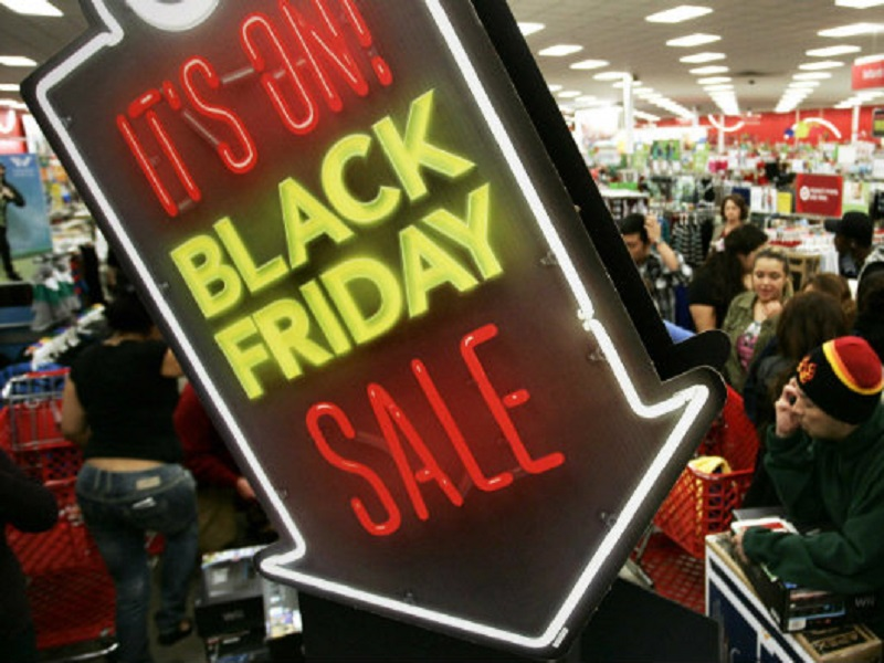 Black Friday 2018: giro d'affari lievita a 1,6 miliardi