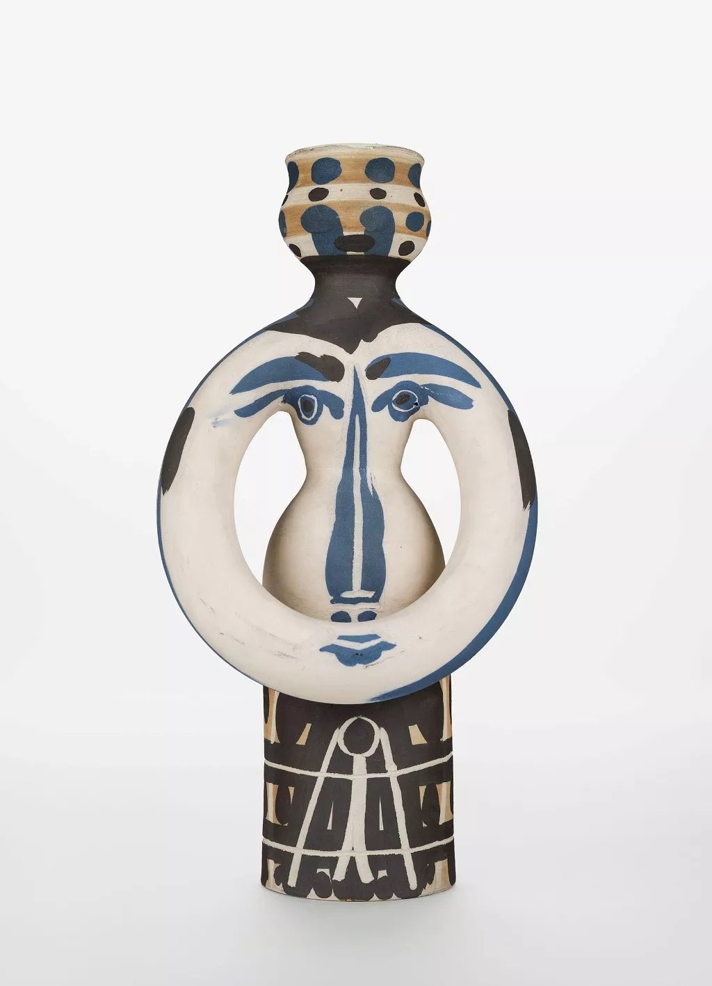 Pablo Picasso Woman Lamp