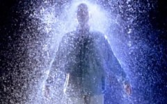 Bill Viola, The crossing water