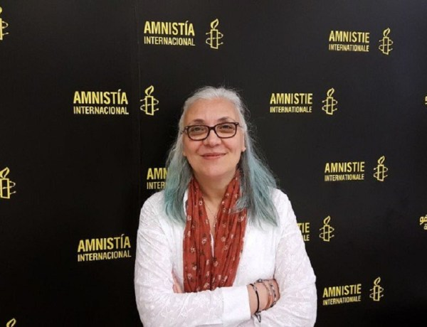 Idil Eser, direttrice di Amnesty International Turchia