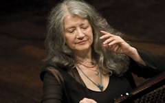 Martha Argerich (ph. Adriano Heitman)
