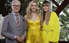 Making the cut arriva da oggi su Amazon Prime Video, Chiara Ferragni tra i giudici. La serie è presentata da Heidi Klum e Tim Gunn
