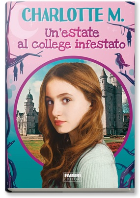 "Charlotte M. in libreria con ""Un'estate al college infestato"""