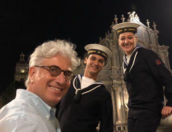 Catania dalle mille bellezze nel Calendario 2019 della Guardia  Costiera: autore il fotografo Fabrizio Villa (VIDEO)