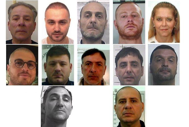 Mafia, la Squadra mobile di Catania decapita il 'gruppo di San Cocimo' vicino a Santapaola: 14 arresti (VIDEO)