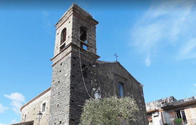 Belpasso, 500 mila euro dalla Regione per il restauro della Chiesa Sant'Anna: la soddisfazione del sindaco