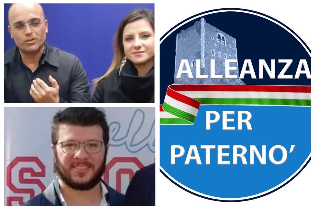 In Consiglio nasce 'Alleanza per Paternò': i 'quasi' Fratelli d'Italia Marzola, Sciacca e Paternò