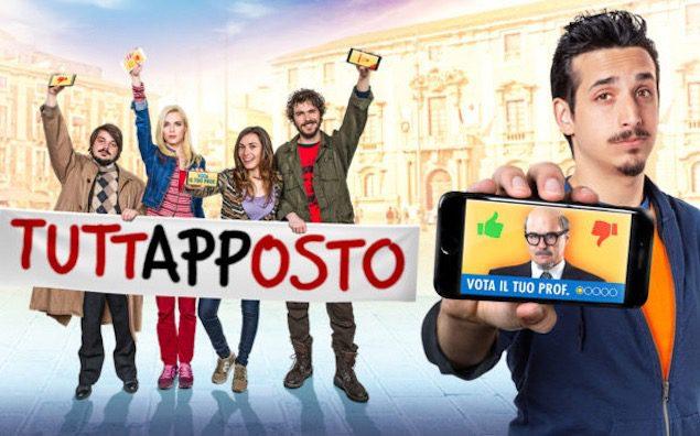 """A Catania """"Tuttapposto"""": Roberto Lipari debutta come attore. Domani all'Uci per l'anteprima"""