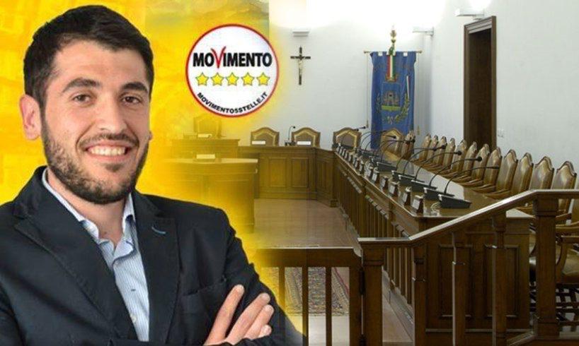 """Paternò, Gresta (M5S) sulla 'sfiducia' al sindaco: """"Chi vuol bene alla città accoglierà la nostra proposta"""""""