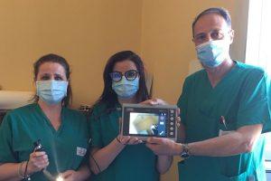 Paternò, il Distretto Agrumi di Sicilia regala video-laringoscopio all'ospedale: mascherine e tute di bio-contenimento donate a Biancavilla