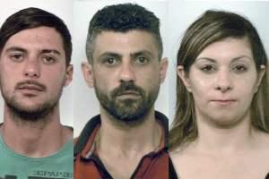 Riposto, sequestrati oltre 5 kg. di droga: in manette 2 uomini e una donna, tutti di Acireale