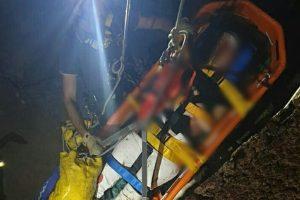 Catania, donna adranita di 26 anni cade sulla scogliera: è al 'Cannizzaro' con trauma facciale